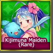 Kijimuna Maiden (Rare)