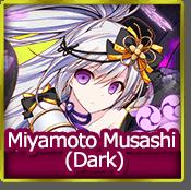 Miyamoto Musashi (Dark)