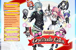Onigiri Gratitude Gala