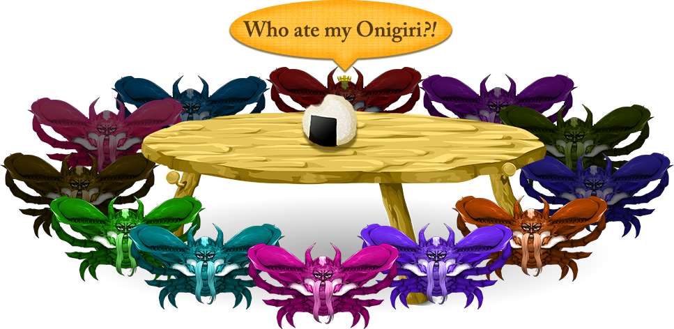 Knights of The Round Table!