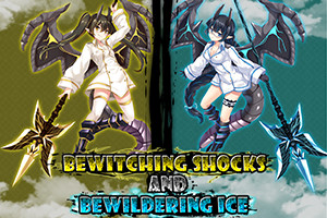 Bewitching Shocks and Bewildering Ice